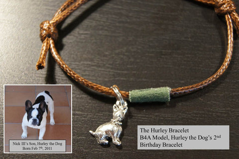 The 2nd Birthday Hurley Bracelet
