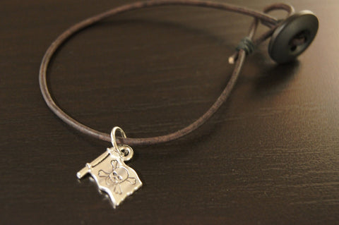 The Jolly Roger Bracelet