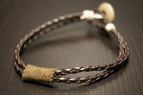 *******************The WWII Grandfather Bracelet