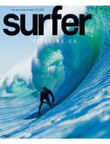 The 2014 December Issue Of Surfer Magazine