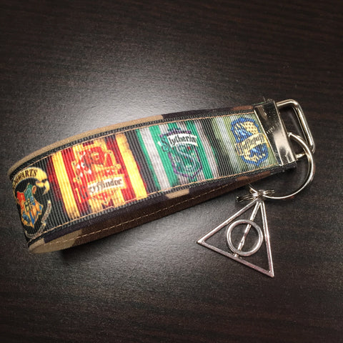 The Potter Keychain