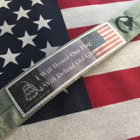 The Defend Old Glory Bracelet