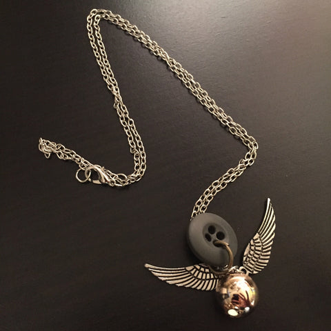 The Snitch Necklace