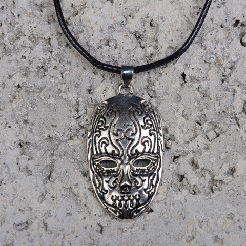 The Deatheaters Mask Necklace
