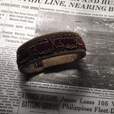 The 38th Parallel Bracelet