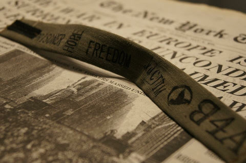 The Holocaust Bracelet