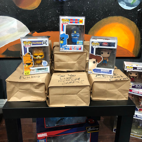 Play The In Store Mystery Bags