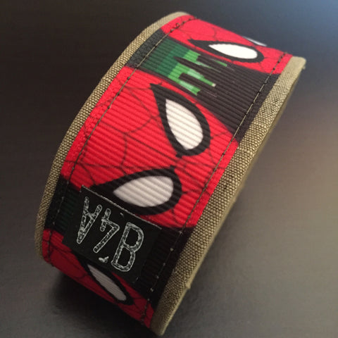 The Avengers Spider-Man Bracelet