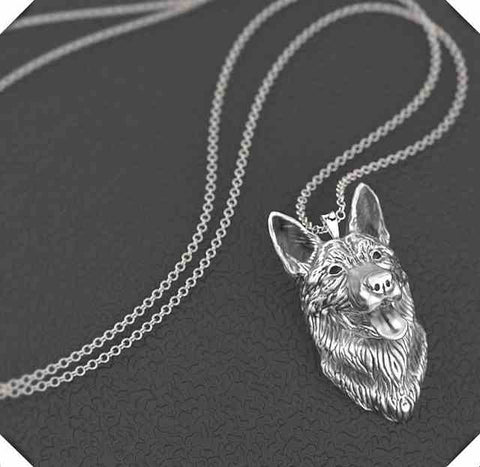 The Asur Necklace, A Hounds and Heroes Necklace