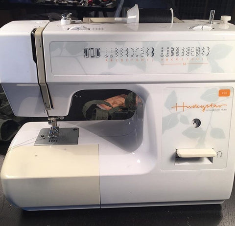 Nick's 2nd Sewing Machine Raffle Contest