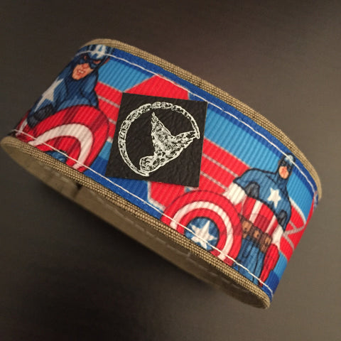 The Avengers Captain America Bracelet