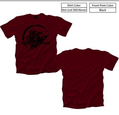 Pre-Order The Support RED T Shirt