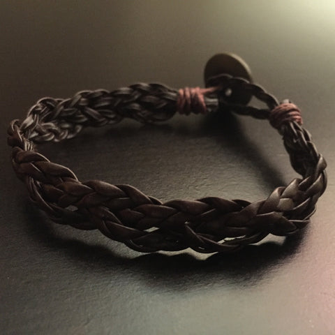 The Anchor's Rope Bracelet