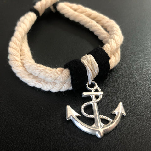 The Pearl Harbor Anchor Bracelet