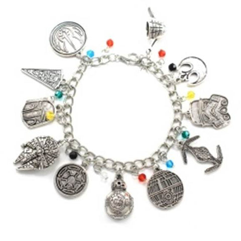 The Star Wars Charm Bracelet