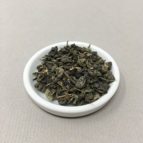Moroccan Mint Loose Green Tea