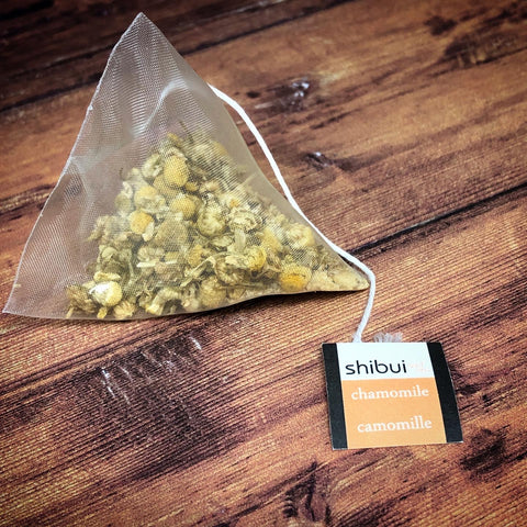 Plastic Free Camomile Tea bag