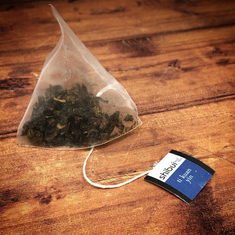 Plastic Free Oolong Teabags