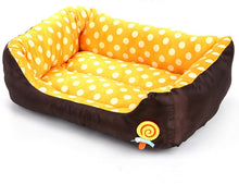 Load image into Gallery viewer, Sweet Polka Dot Pet Lounger