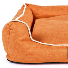 Load image into Gallery viewer, Orange Pet Lounger