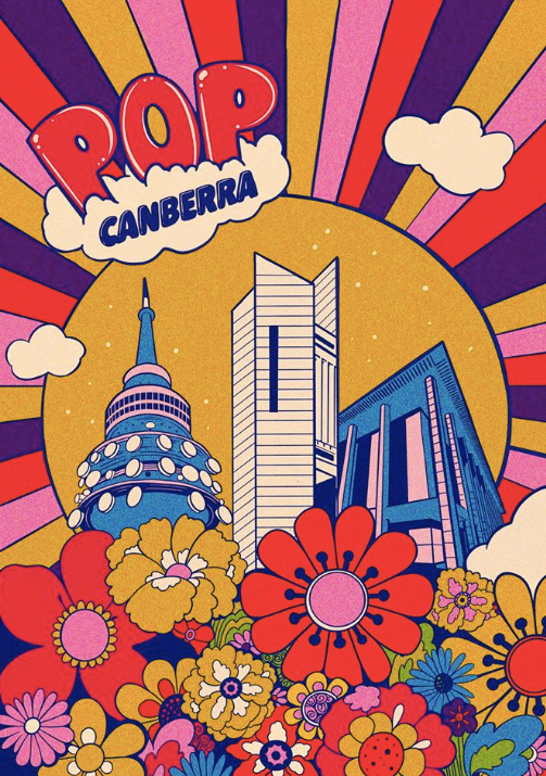 Chapter 12 - Popping Up in Pop Canberra