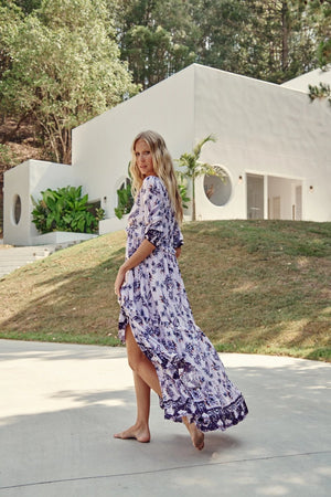 Sienna Rylie Maxi Dress - Mauve