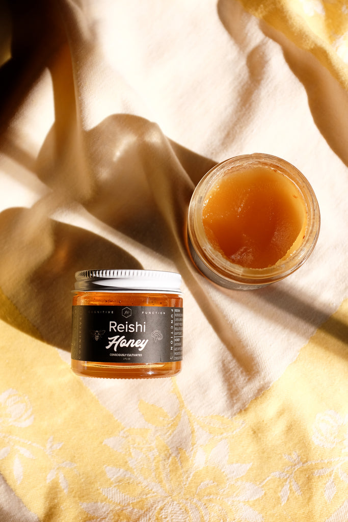 Reishi Honey, Cognitive Function