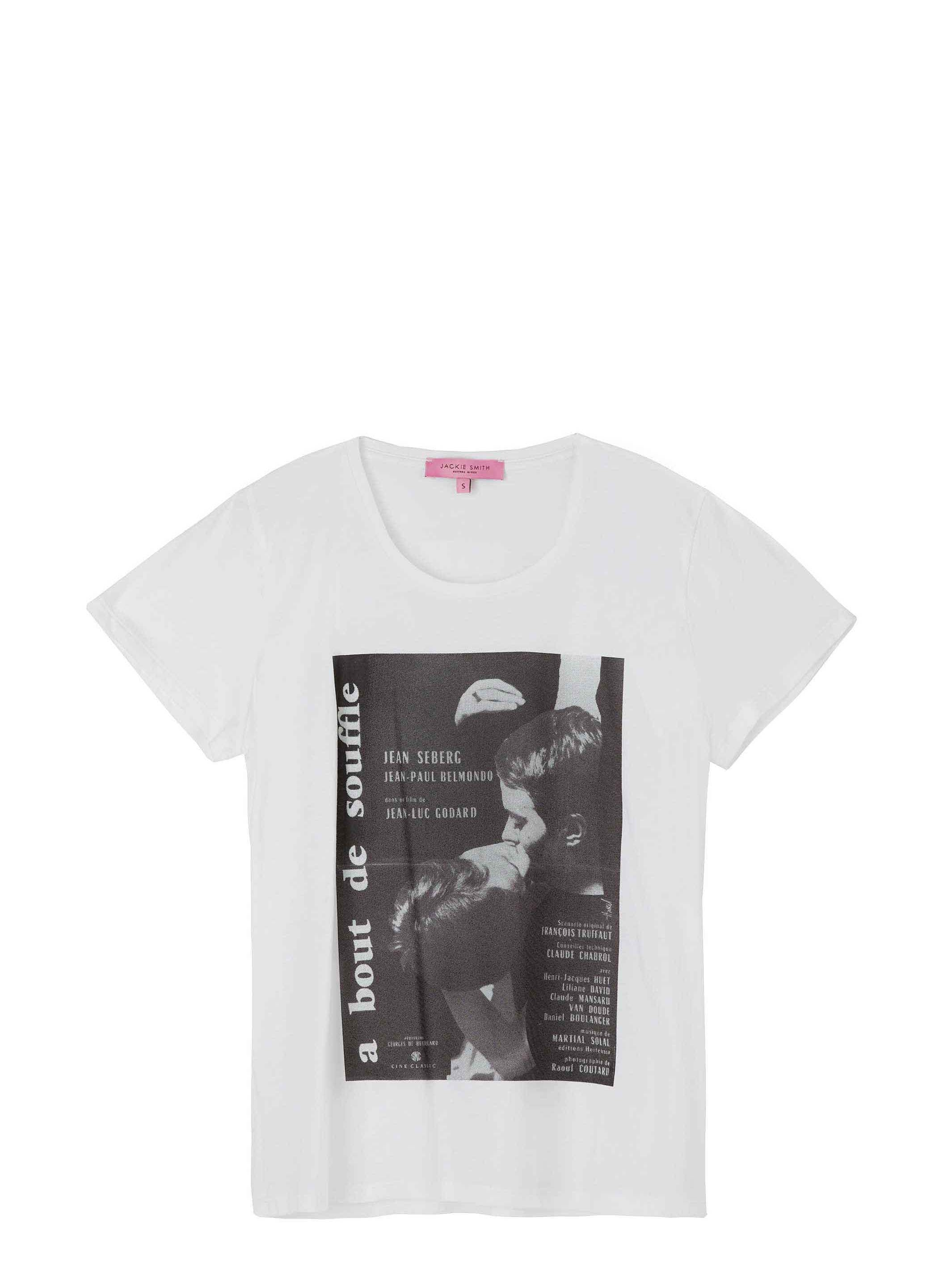 Breathless White T-shirt