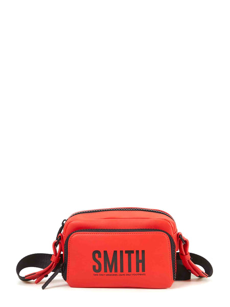 Gotham Red Crossbody