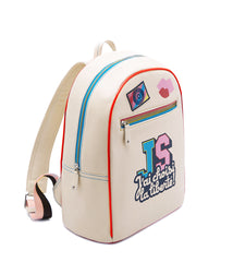Printed Backpack