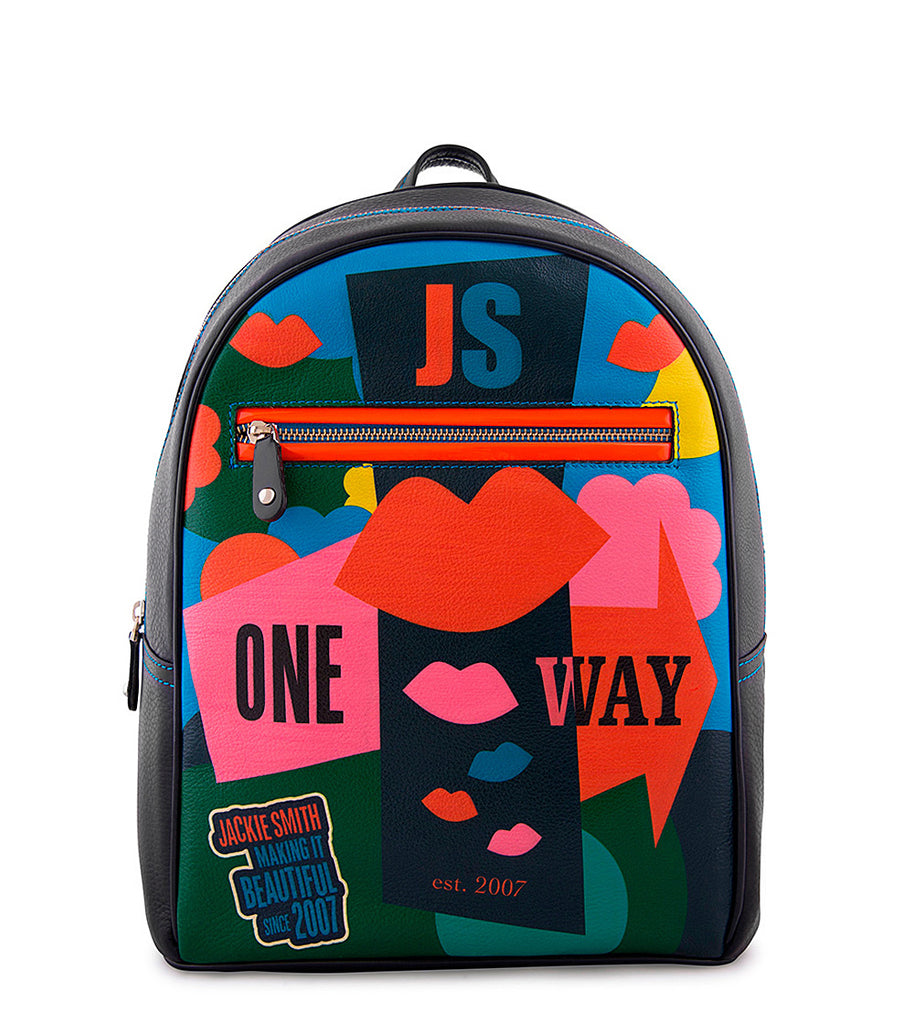 Printed Backpack PRE-ORDER Delivery 26/02