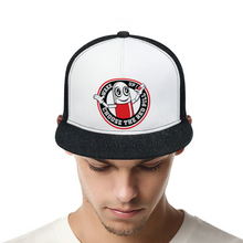Load image into Gallery viewer, Choose The Red Pill Denim Black  Baseball Cap