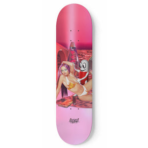 """The Bedroom"" DTP Skateboard Deck 8.25"" x 32"""