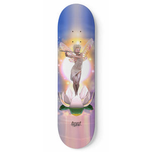 """The  Break Of Dawn"" by Micha Klein Skateboard"