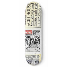 Load image into Gallery viewer, Fake News Skateboard