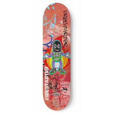 "Load image into Gallery viewer, ""Firestarter"" Skateboard"