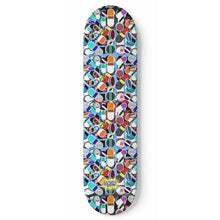 "Load image into Gallery viewer, ""Colored Pills"" Skateboard"
