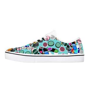 DTP Pill Pattern Skate Shoes