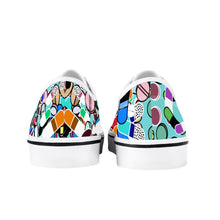 Load image into Gallery viewer, DTP Pill Pattern Skate Shoes