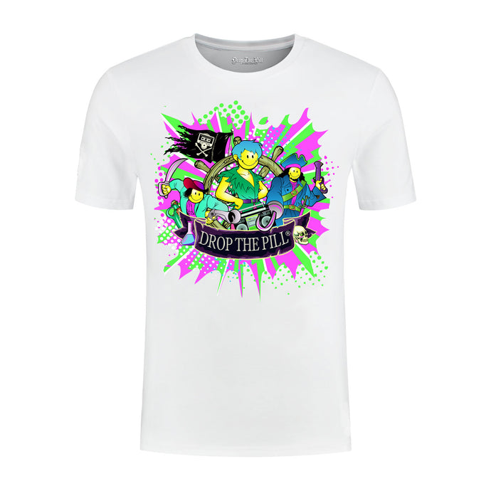 Acid Pirates T-Shirt
