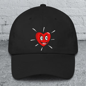 DTP Wicked Heart Baseball Cap