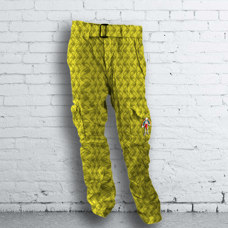 Yellow Pill  Pants