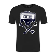 Load image into Gallery viewer, Cassette Skull T-Shirt
