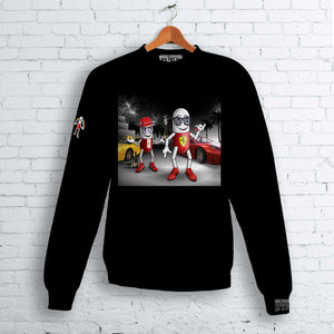 Ferrari Pillmen Crew Neck