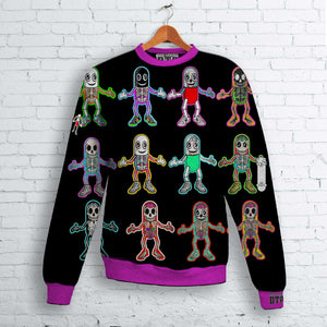 Skeleton Pillman Crew Neck