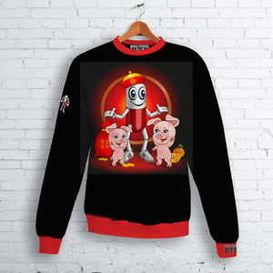 Year Of The Pig Crew Neck