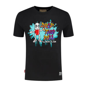 DTP GRAFFITI GRAPHIC T-SHIRT