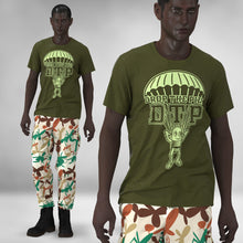 Load image into Gallery viewer, DTP Parachute Army T-Shirt