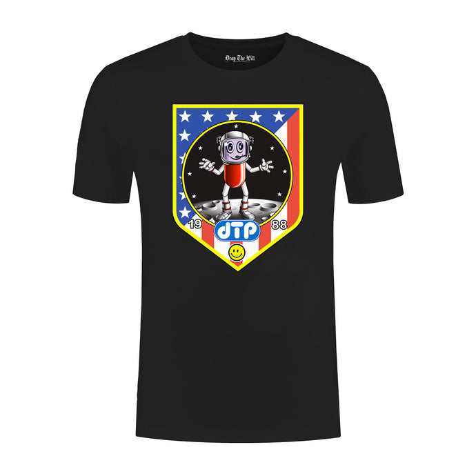 DTP SPACE MISSION 1988 T-Shirt