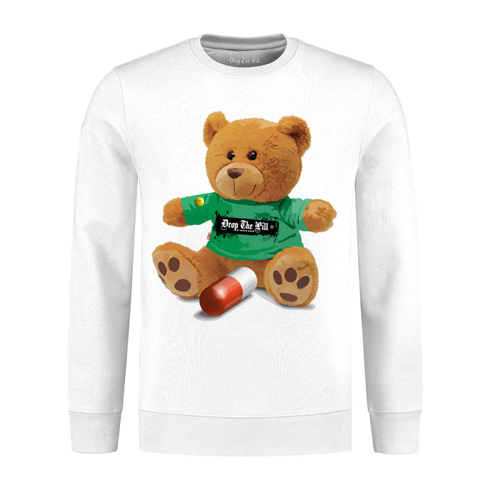 DTP Teddy Bear Crew Neck